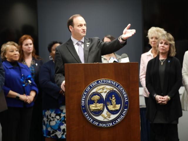 SC Attorney General Alan Wilson