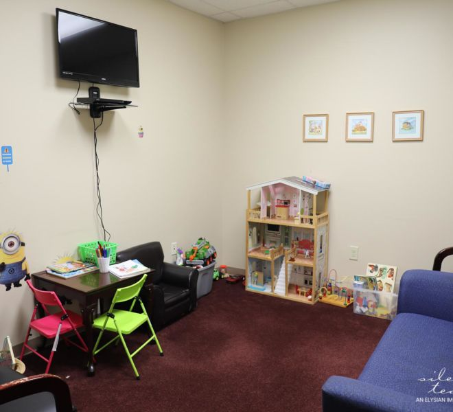 Dickerson Child Advocacy Center- Play room