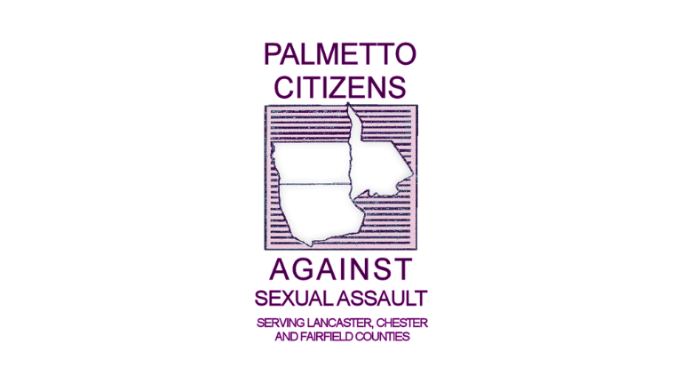 Palmetto Citizens Against Sexual Assault logo
