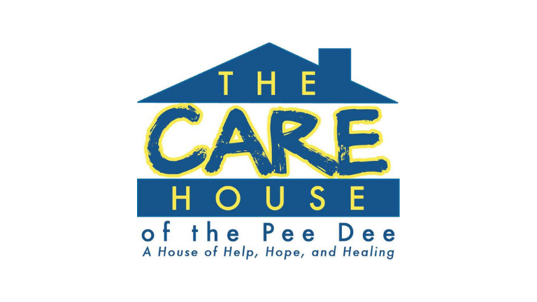 The Care House of the Pee Dee logo