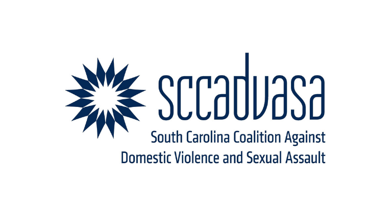 South Carolina Coalition Against Domestic Violence and Sexual Assault logo