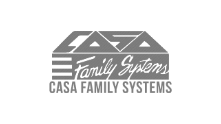 CASA Family Systems logo