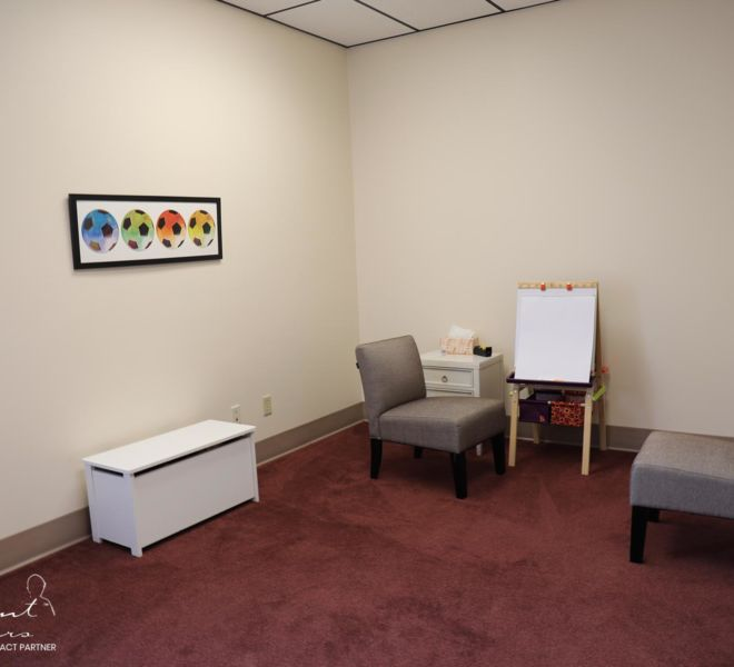 Dickerson Child Advocacy Center- Sitting Area