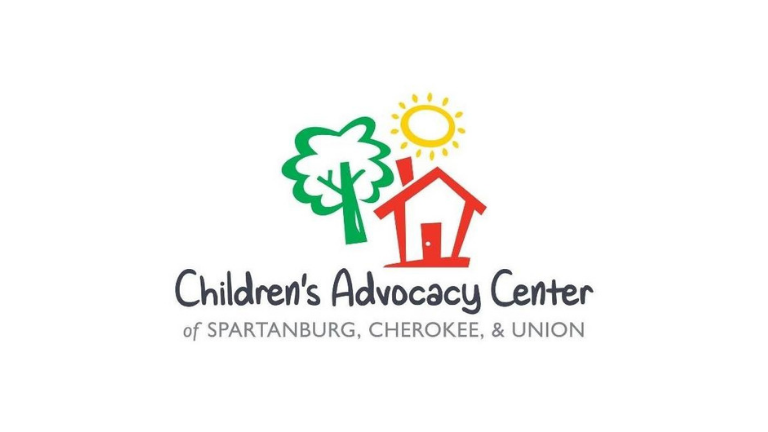 Children's Advocacy Center of Spartanburg, Cherokee & Union logo