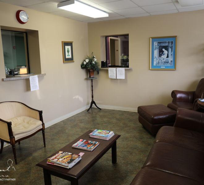 SAFE Homes Rape Crisis Coalition- waiting area
