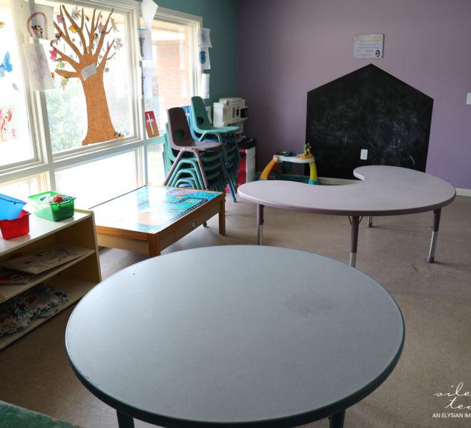 SAFE Homes Rape Crisis Coalition- play area