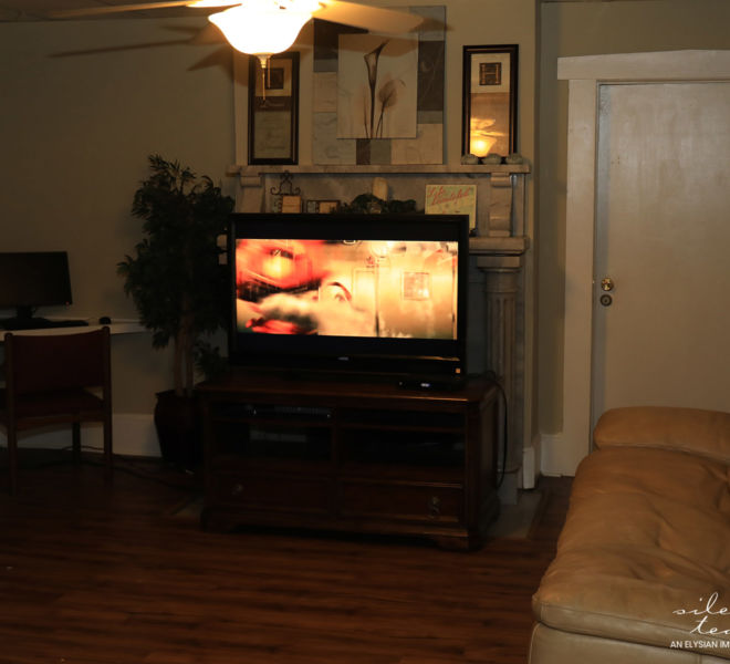 SAFE Harbor- Living room area