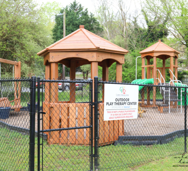 Children's Advocacy Center- Outdoor Play Therapy Center