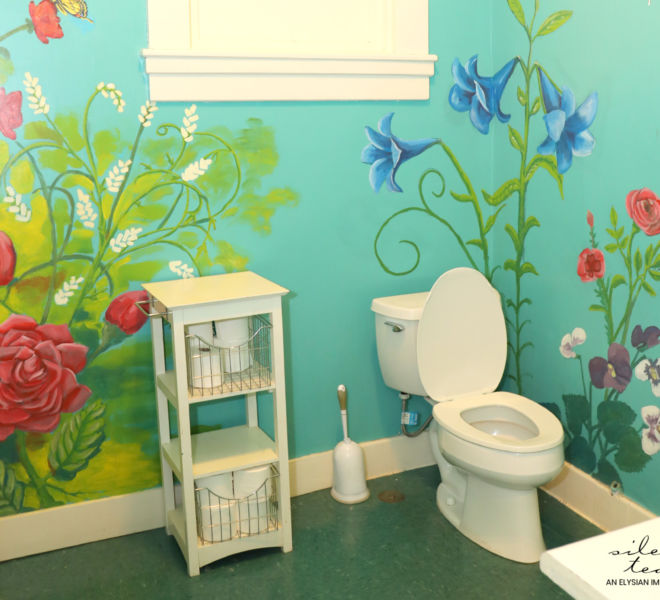 Children's Advocacy Center- bathroom