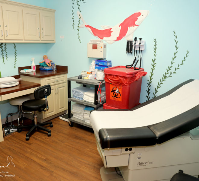 Dorchester Children's Advocacy Center- Doctor's office