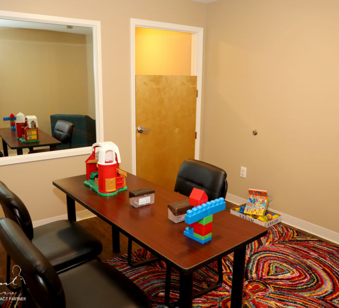 Dorchester Children's Advocacy Center- Play area