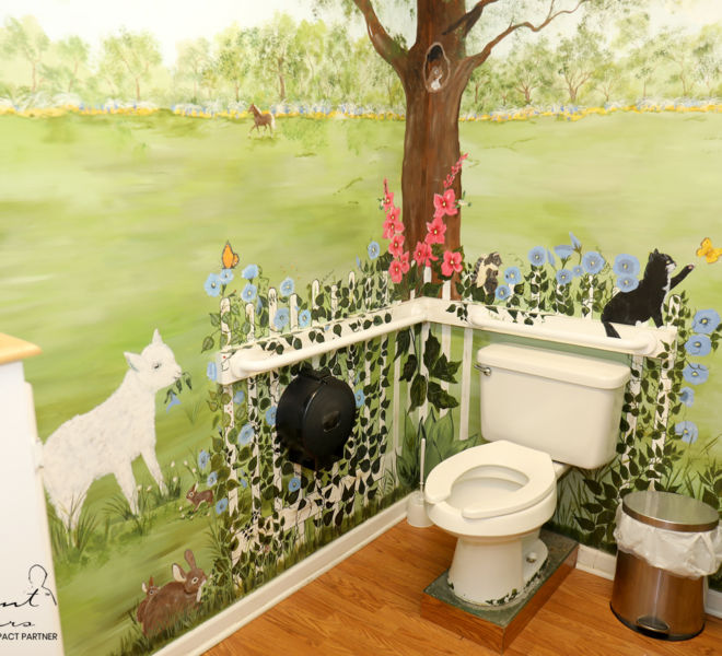 Dorchester Children's Advocacy Center- Bathroom
