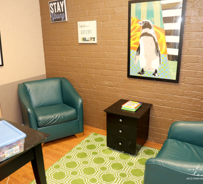 Dorchester Children's Advocacy Center- Sitting area