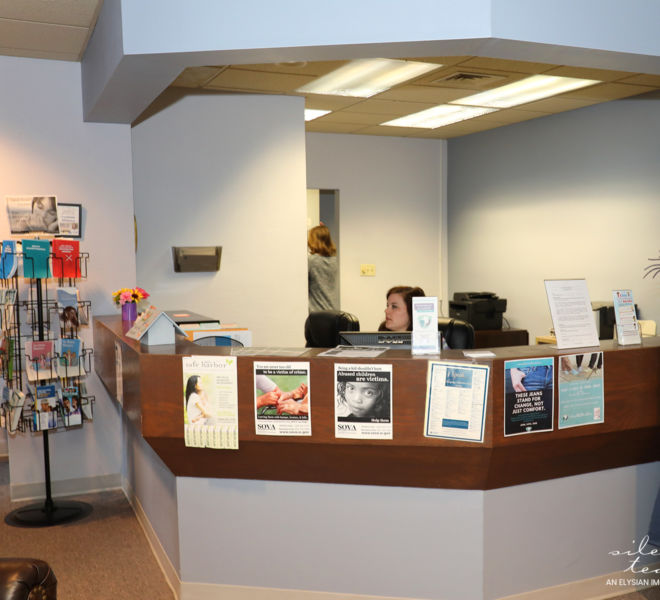 Foothills Alliance- Front Office