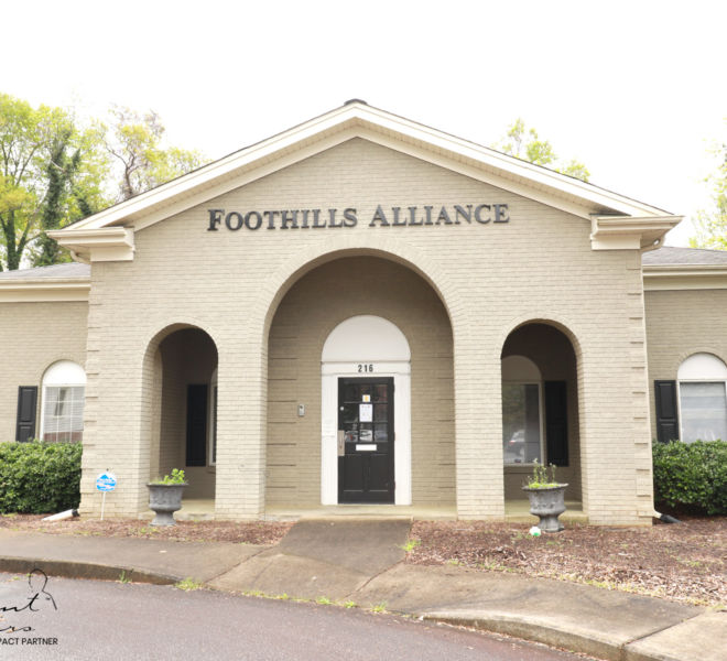 Foothills Alliance- building