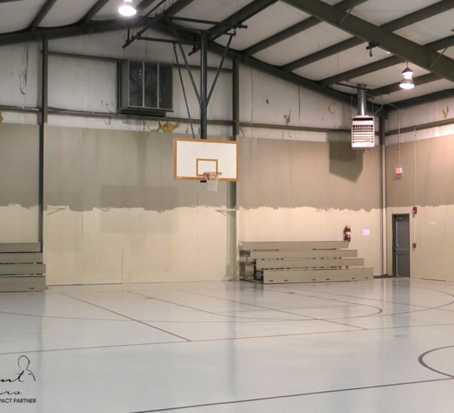 Generations Group- basketball court