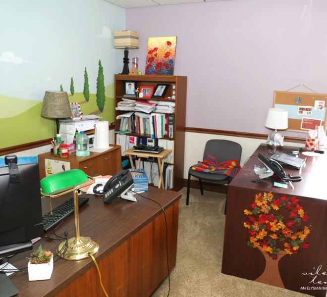 Julie Valentine Center- Office space