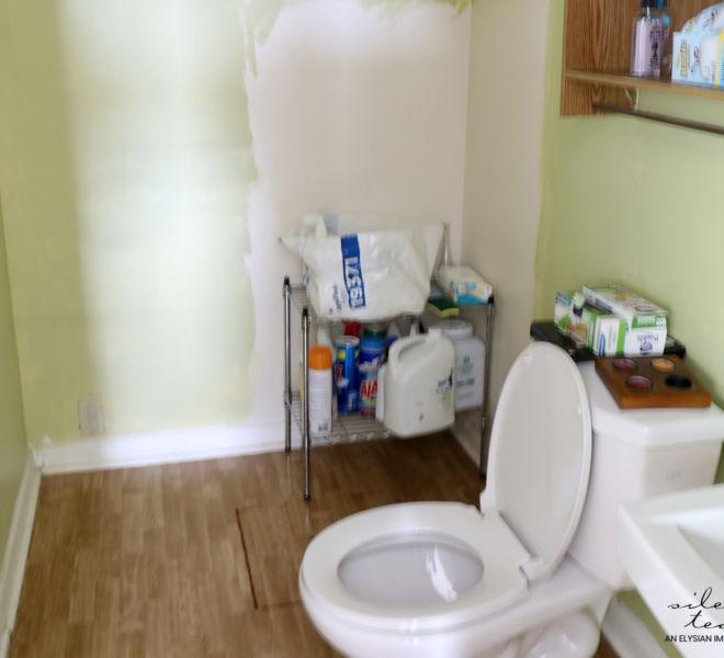 My Sister's House- Bathroom
