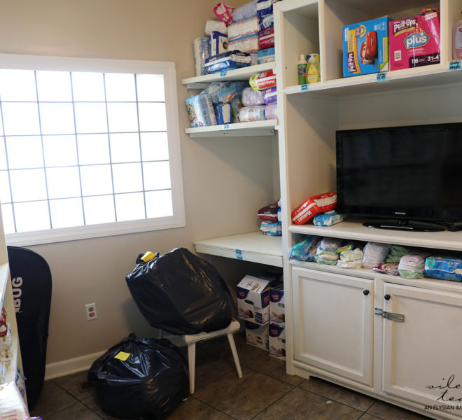 My Sister's House- storage space
