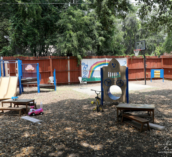 My Sister's House- playground