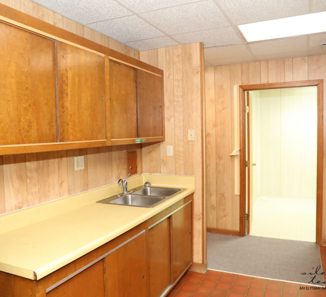 Pee Dee Coalition- Kitchen area